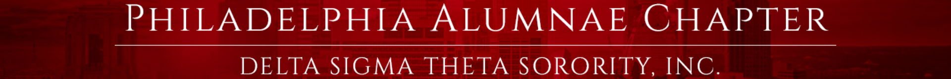 Philadelphia Alumnae Chapter