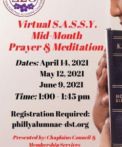 PAC Weekly Prayer